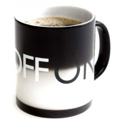 TAZA OFF ON