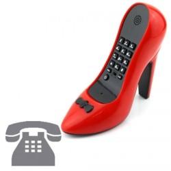 TELÉFONO FIJO ZAPATO