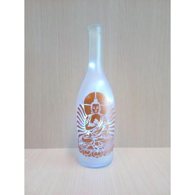 Botella làmpada / Botella lámpara